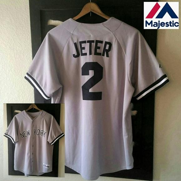 new product 449e2 beef5 🎩2X HP🎩⚾️New York Yankees Derek Jeter jersey🗽⚾